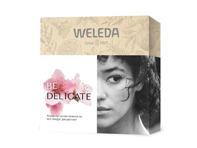 Подарочный набор Weleda Be Delicate 200