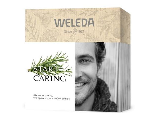 Подарочный набор Weleda Start Caring 217