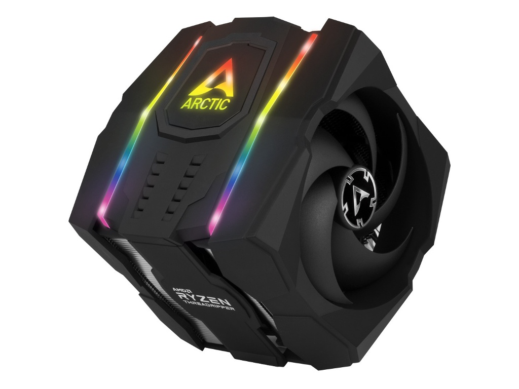 Кулер Arctic Freezer 50 TR Dual Tower A-RGB RET ACFRE00055A