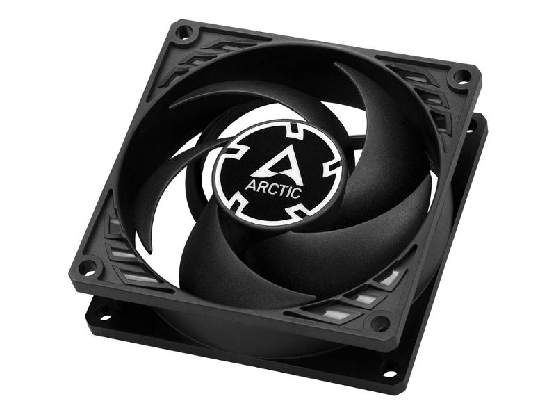 Вентилятор Arctic P8 PWM PST CO 80x80x25mm Black-Black ACFAN00151A