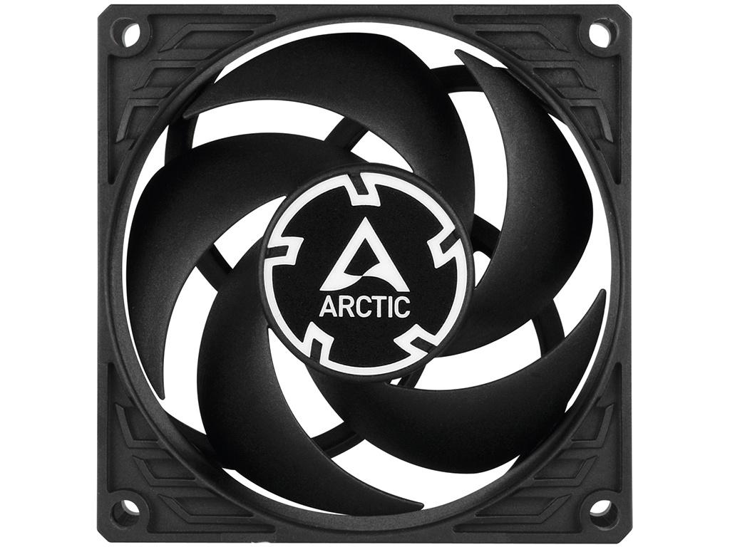 Вентилятор Arctic P8 PWM PST 80x80x25mm Black-Black ACFAN00150A