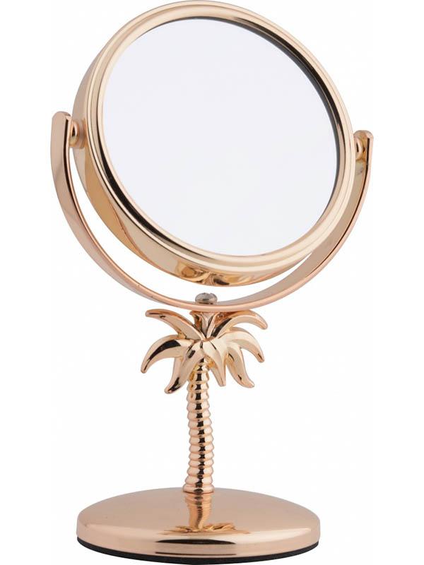 Зеркало косметическое Belberg BZ-09 Пальма с 5-тикратным увеличением