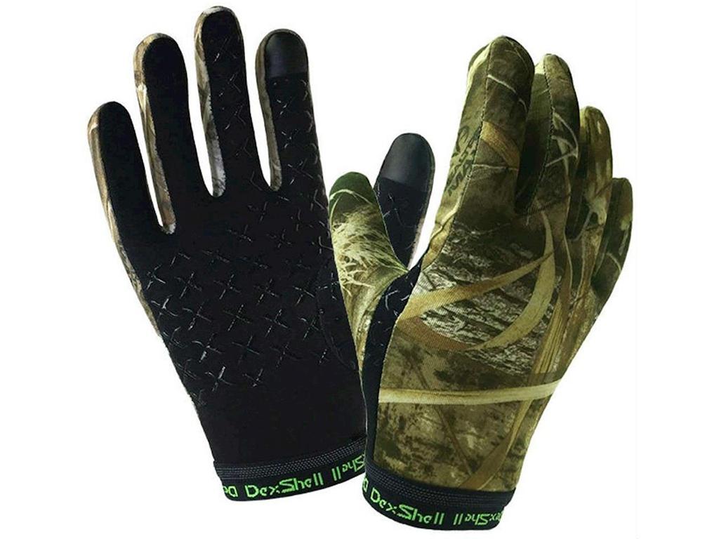 Перчатки Dexshell Drylite р.S-M Camouflage DG9946RTCSM