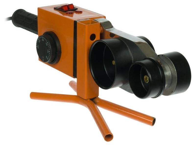 Аппарат для сварки пластиковых труб FoxWeld FoxPlastic 2500 аппарат для сварки пластиковых труб edon edp 2000t