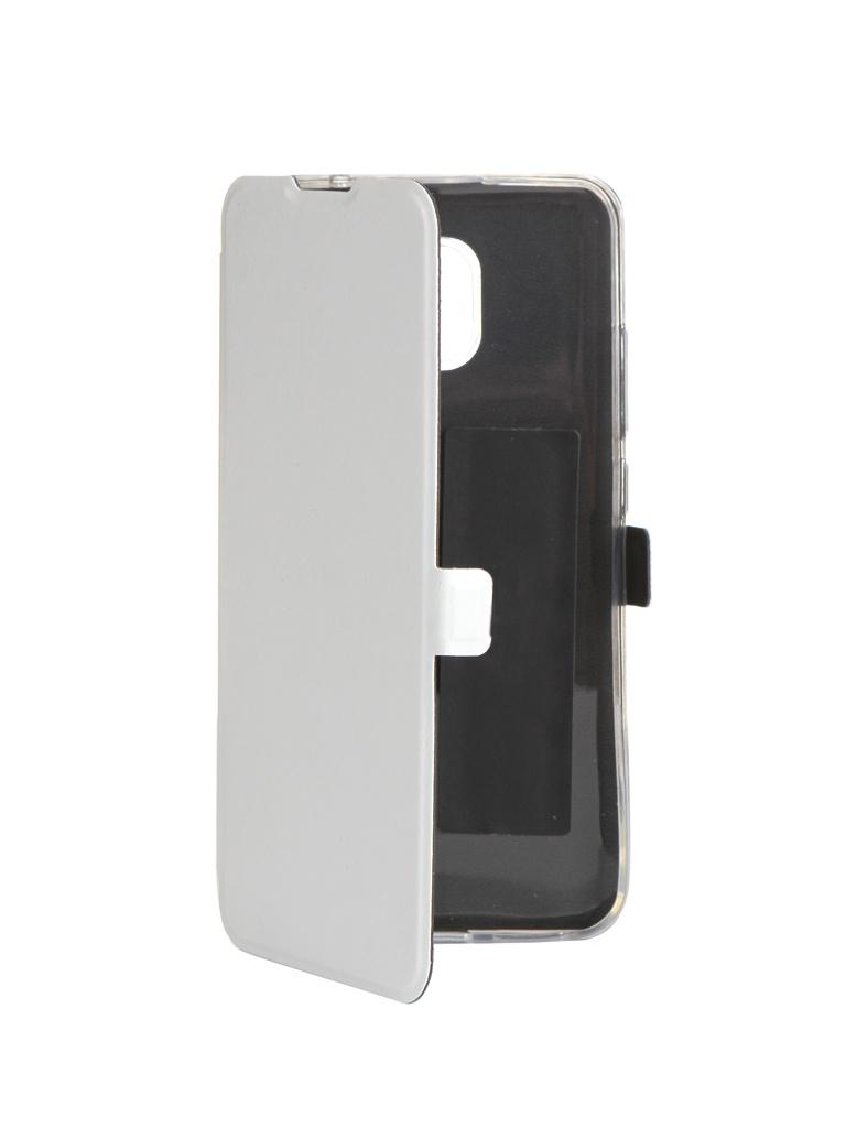 Чехол CaseGuru для Xiaomi Redmi 8A Magnetic Case Glossy White 106313