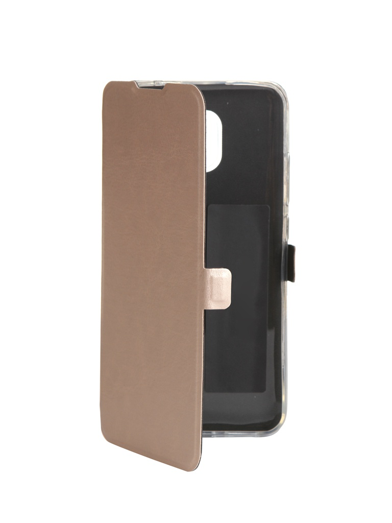Чехол CaseGuru для Xiaomi Redmi 8A Magnetic Case Glossy Gold 106323