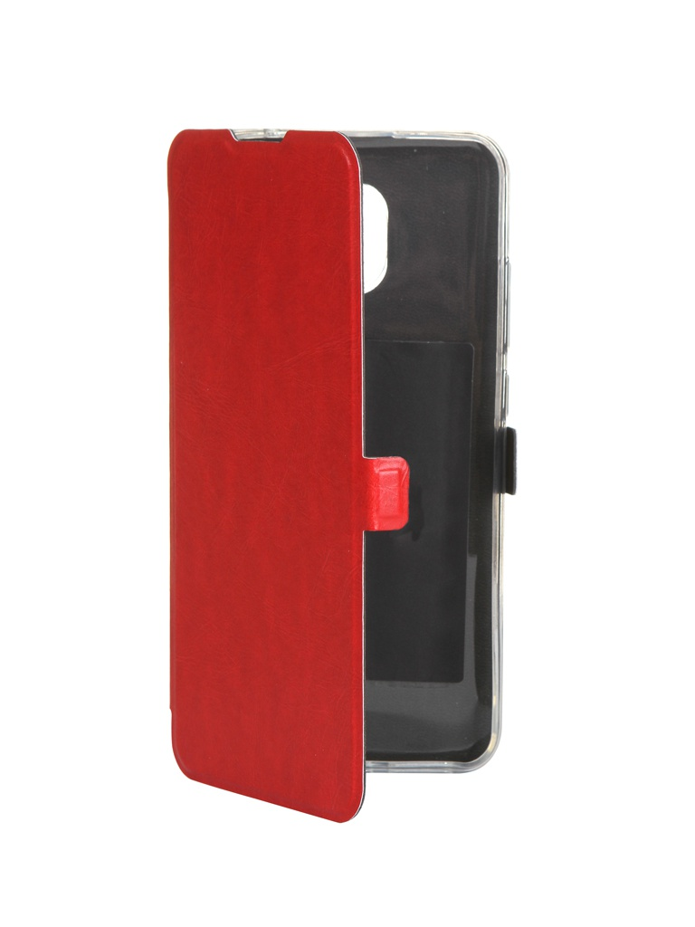 Чехол CaseGuru для Xiaomi Redmi 8A Magnetic Case Glossy Red 106314
