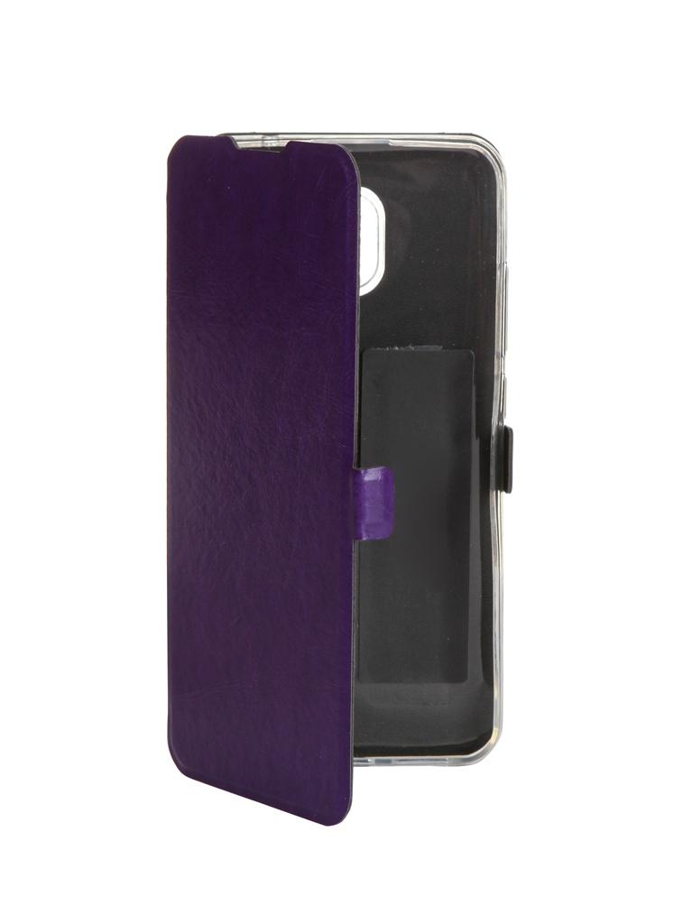 Чехол CaseGuru для Xiaomi Redmi 8A Magnetic Case Glossy Violet 106317