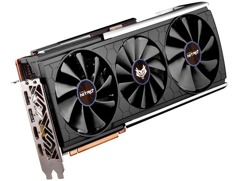 Видеокарта Sapphire Nitro+ Radeon RX 5700 XT 8Gb 1770Mhz PCI-E 4.0 8192Mb 14000Mhz 256 bit 11293-03-40G Выгодный набор + серт. 200Р!!!