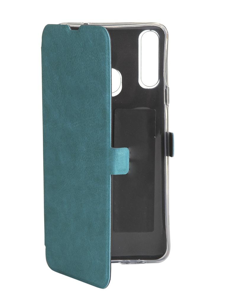 Чехол CaseGuru для Samsung Galaxy A20s Magnetic Case Turquoise 106147