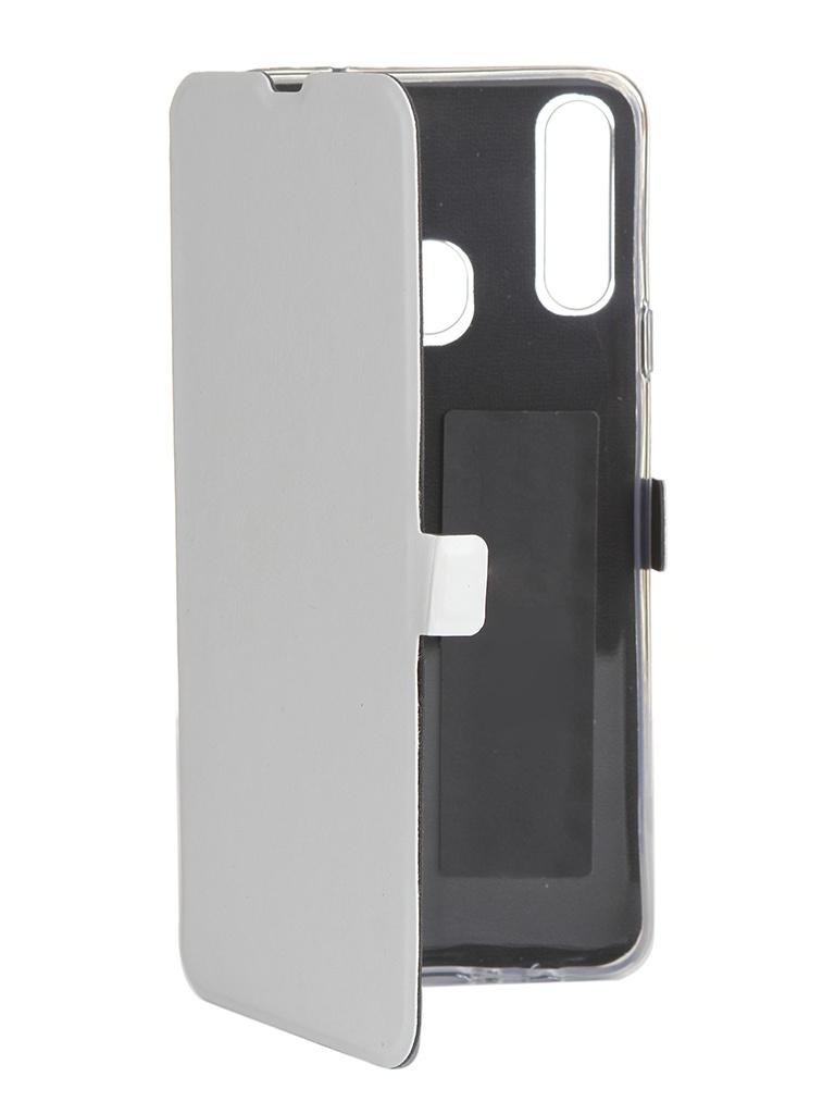 Чехол CaseGuru для Samsung Galaxy A20s Magnetic Case Glossy White 106148