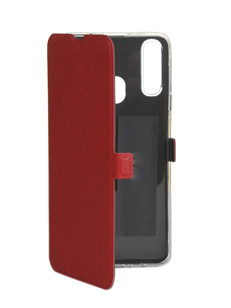 Чехол CaseGuru для Samsung Galaxy A20s Magnetic Case Ruby Red 106155