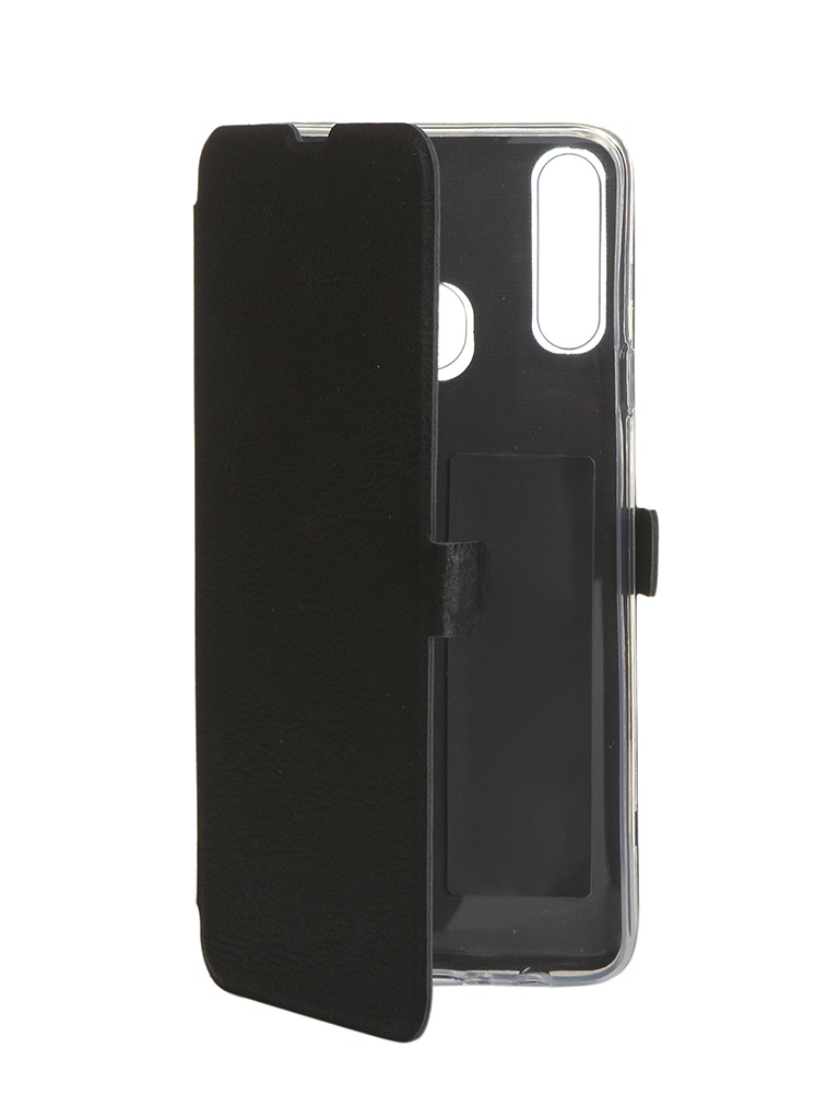 Чехол CaseGuru для Samsung Galaxy A20s Magnetic Case Dark Black 106157
