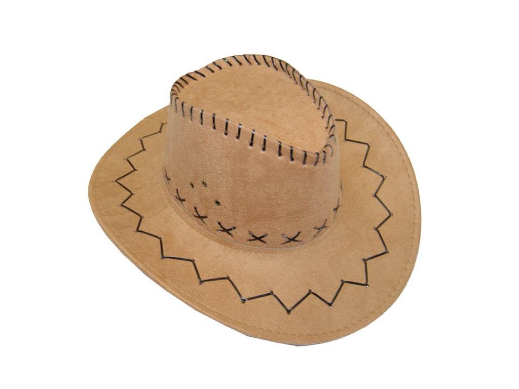 Шляпа ковбоя СмеХторг карнавальная