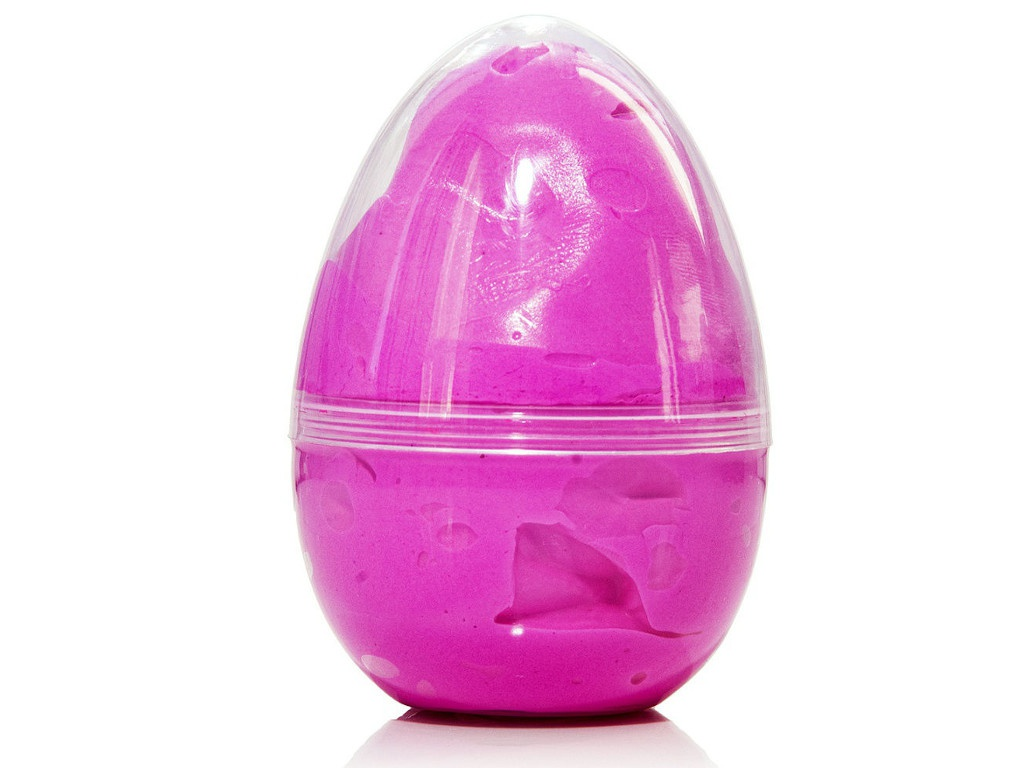 Набор для лепки СмеХторг Пластилин в яйце