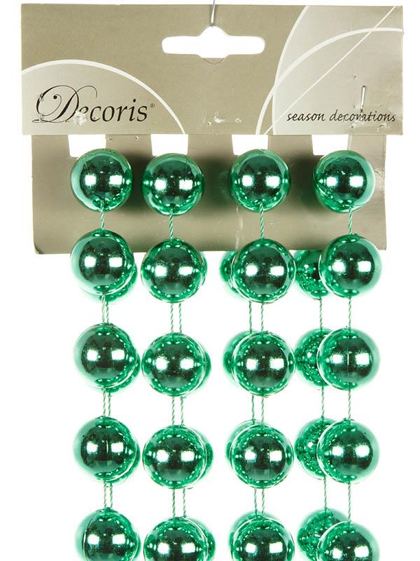 Бусы Kaemingk Гигант 2.7m Emerald 001814