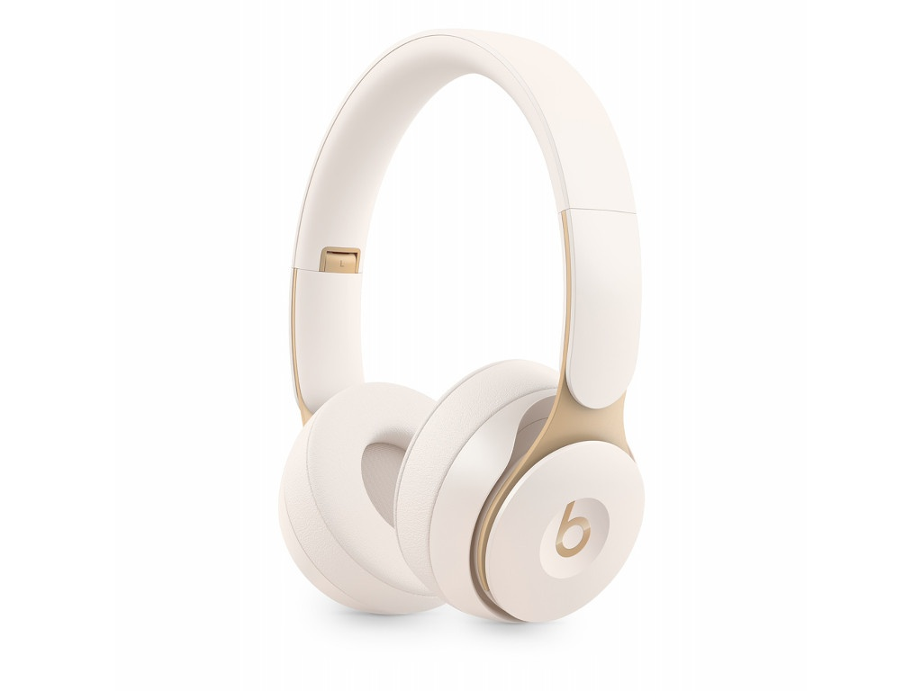 Наушники Beats Solo Pro Wireless Ivory MRJ72EE/A