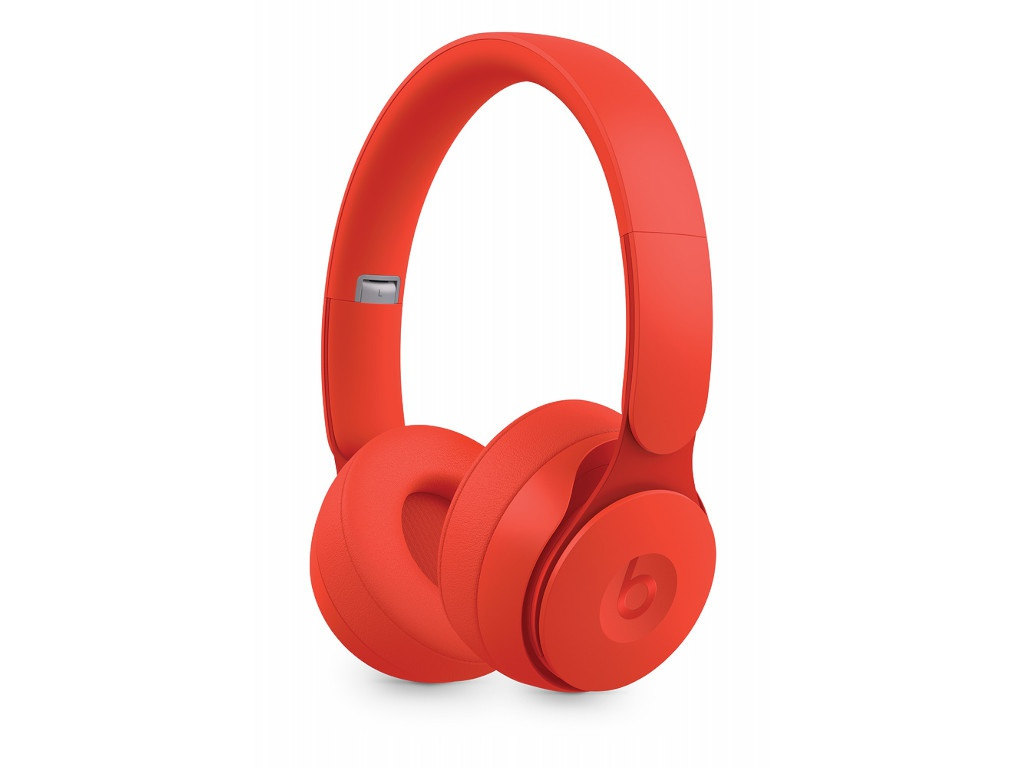 цена на Наушники Beats Solo Pro Wireless More Matte Collection Red MRJC2EE/A