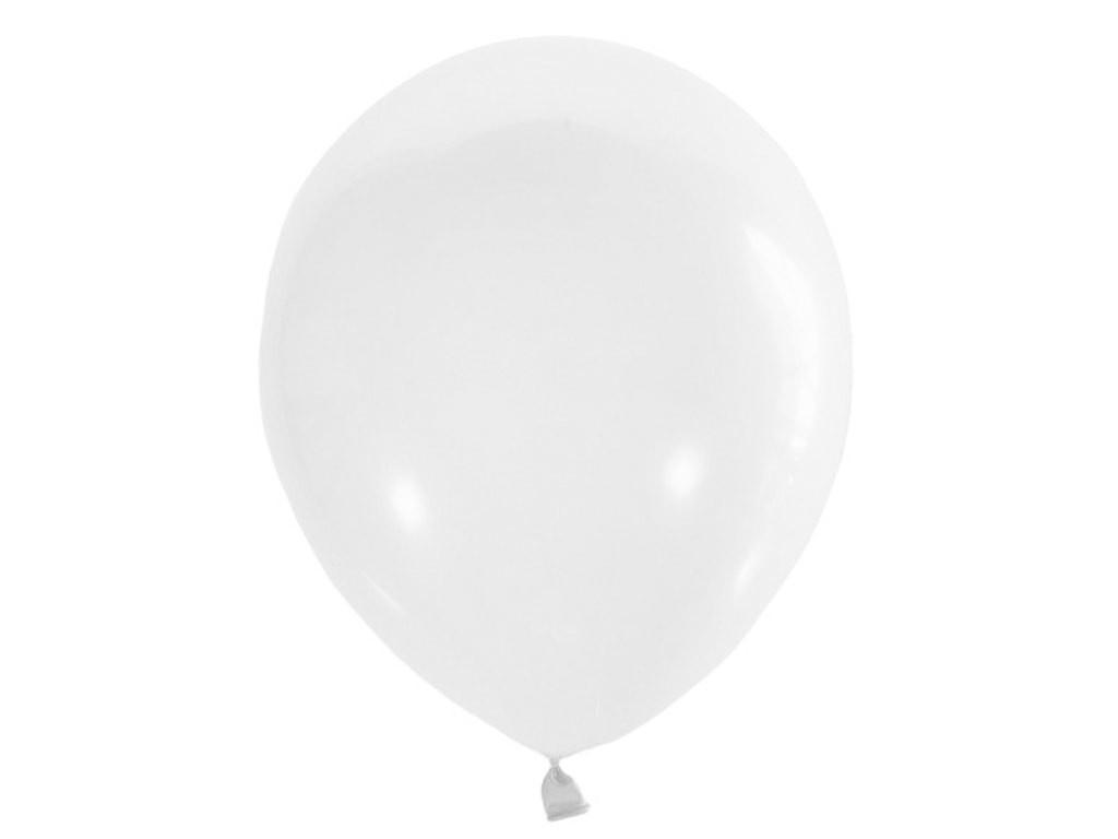Набор воздушных шаров Поиск 30cm 100шт White 4607145436129