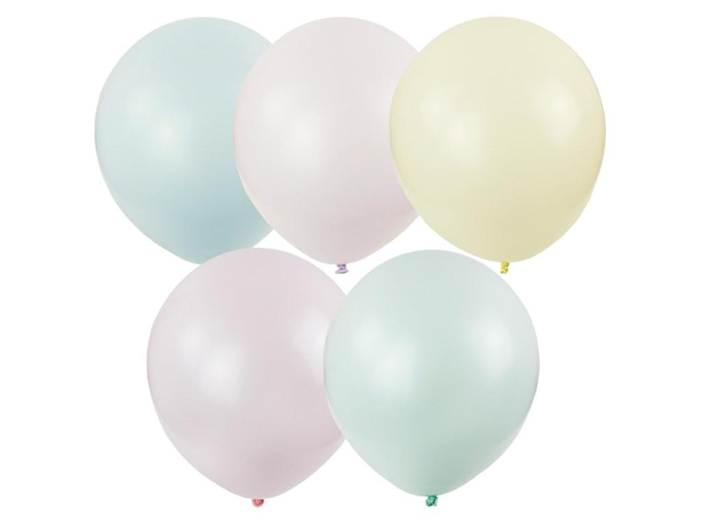 Набор воздушных шаров Поиск Macaroons 30cm 100шт 4690296066567