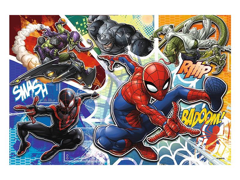 Пазл Trefl Храбрый Человек-паук 17311