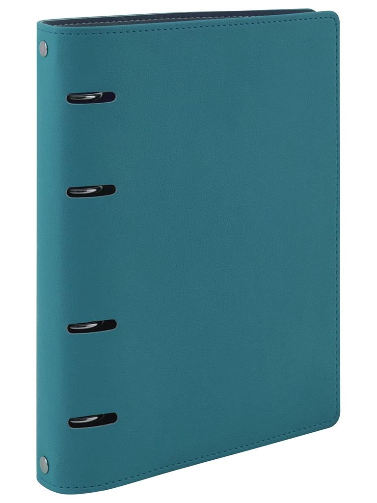 Тетрадь на кольцах Brauberg Joy A5 120 листов Turquoise-Grey 129993