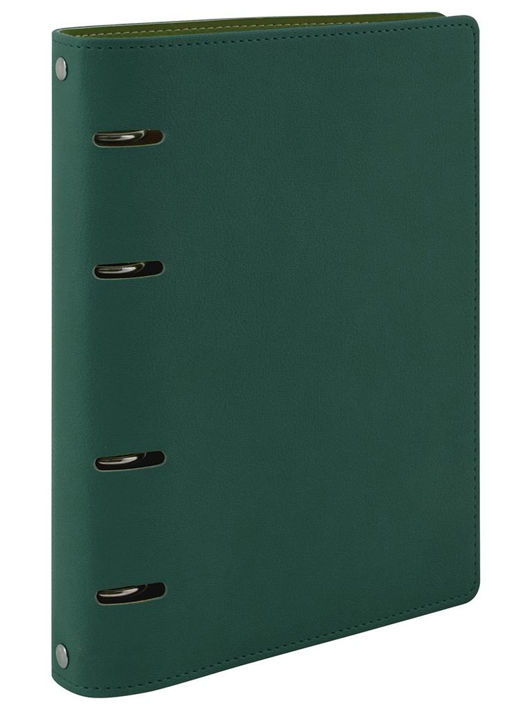 Тетрадь на кольцах Brauberg Joy A5 120 листов Green-Light Green 129991