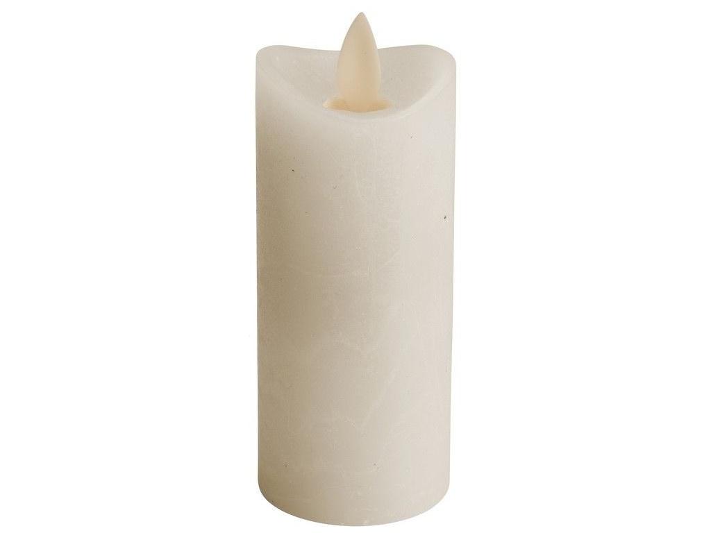 Светодиодная свеча Koopman International Танцующее пламя 5x11cm Cream AX5402120