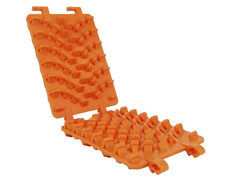 Антипробуксовочная лента Трикап 3шт Orange в сумке
