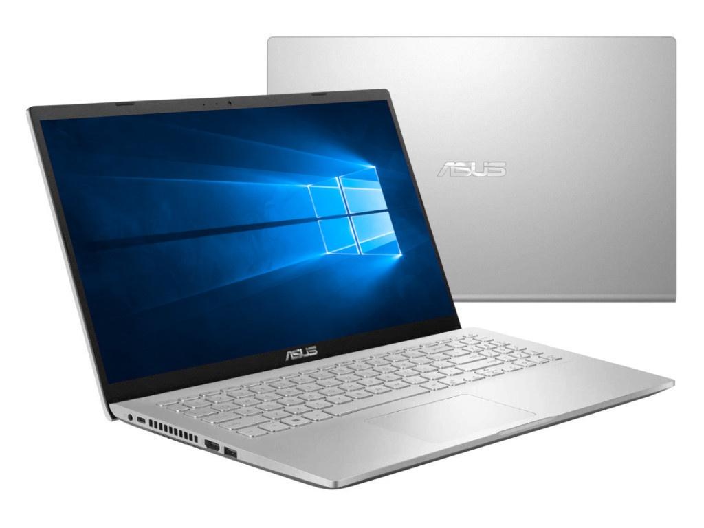 Ноутбук ASUS X509UJ-EJ048T 90NB0N71-M00580 (Intel Pentium 4417U 2.3GHz/4096Mb/256Gb SSD/No ODD/nVidia GeForce MX230 2048Mb/Wi-Fi/15.6/1920x1080/Windows 10 64-bit)