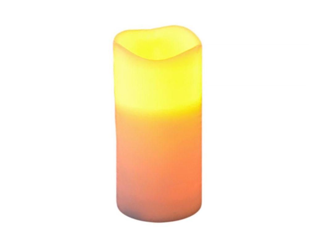 Светодиодная свеча Edelman Классик 15x7.5cm Ivory 372656
