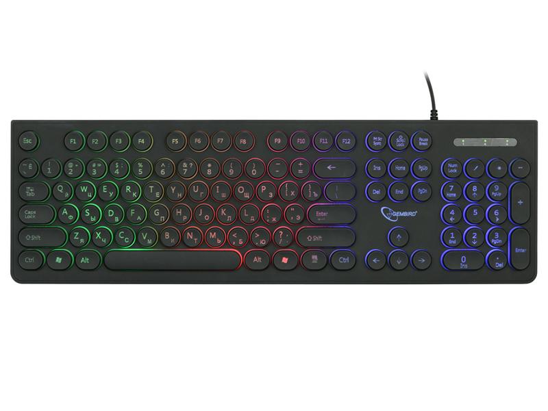 Клавиатура Gembird KB-240L все цены