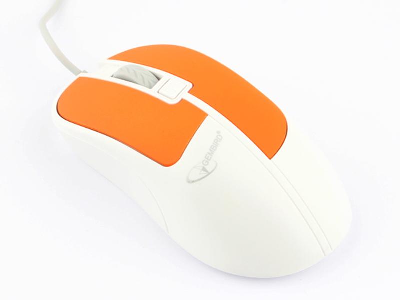 Мышь Gembird MOP-410-O