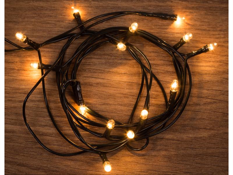 Гирлянда Neon-Night 1.8m 20 LED Warm White 303-112