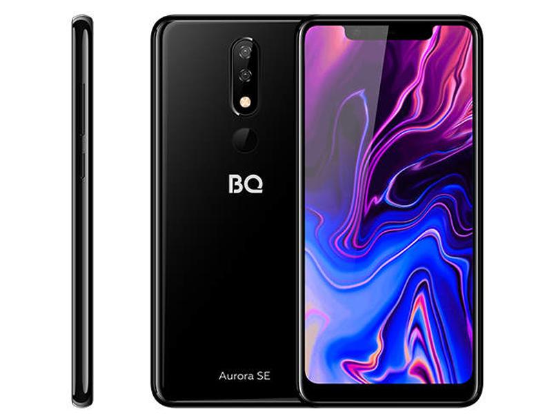 Сотовый телефон BQ 5732L Aurora SE Black