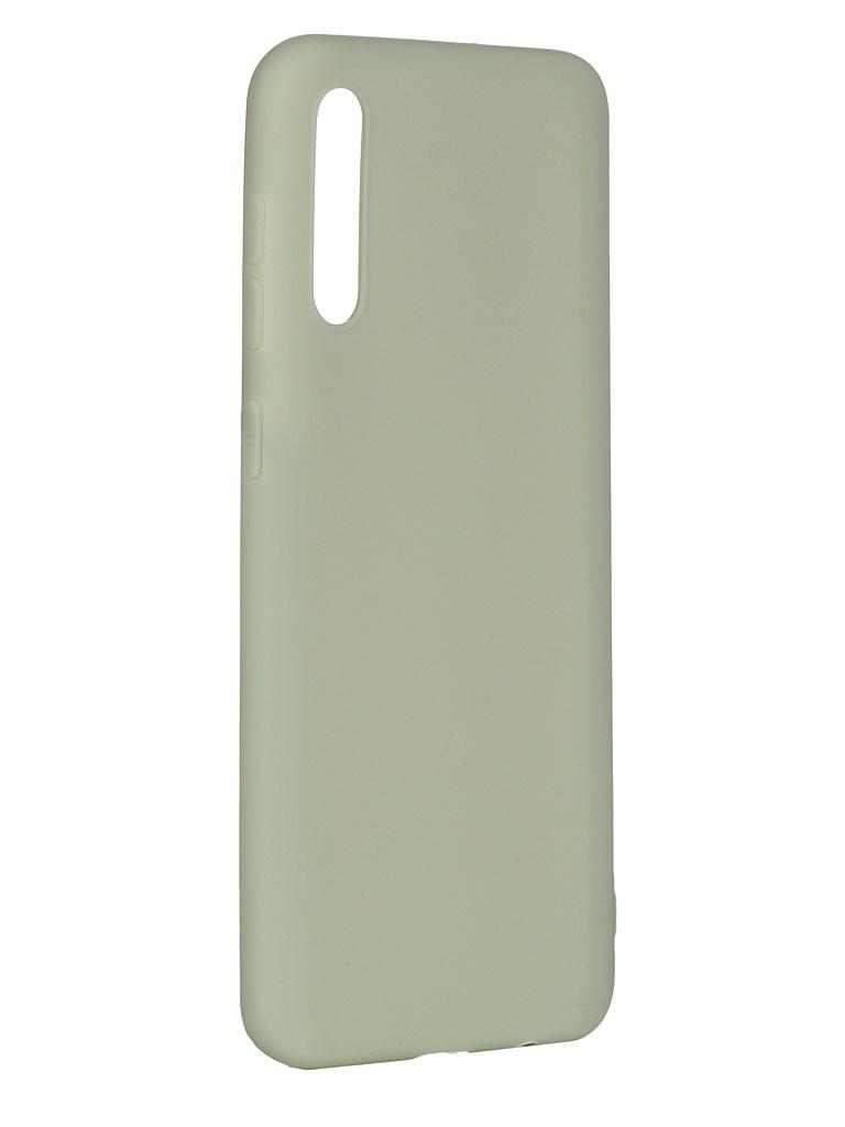 Чехол Pero для Samsung Galaxy A50 Soft Touch Mint СС01-A50GRN