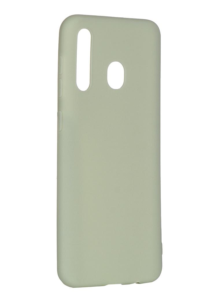 Чехол Pero для Samsung Galaxy A30 Soft Touch Mint СС01-A30GRN