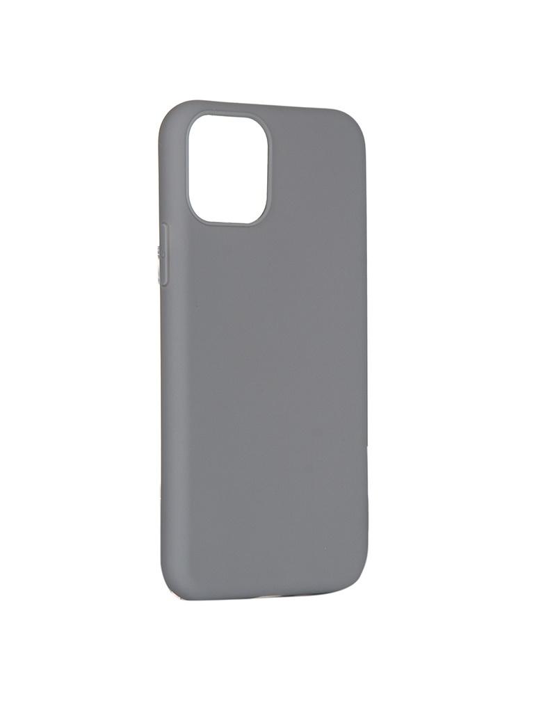 Чехол Pero для APPLE iPhone 11 Pro Soft Touch Grey CC01-I5819GR
