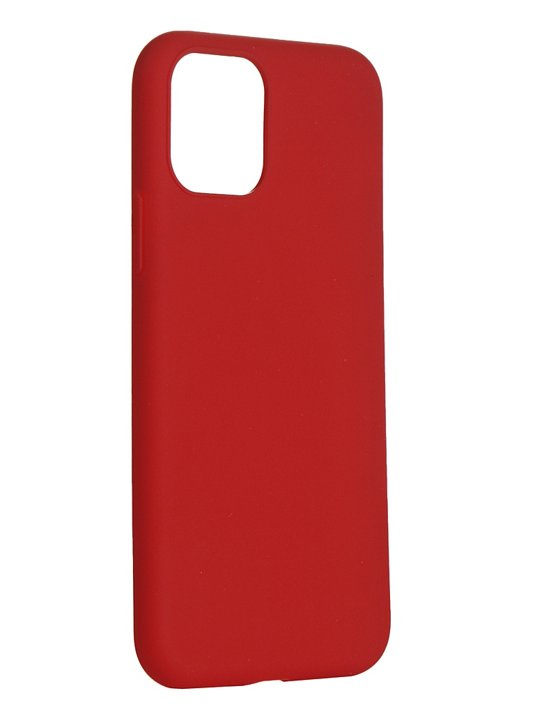 Чехол Pero для APPLE iPhone 11 Pro Soft Touch Red CC01-I5819R