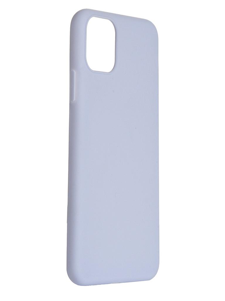 Чехол Pero для APPLE iPhone 11 Pro Max Soft Touch Light Blue CC01-I6519OB чехол pero для apple iphone 11 pro max soft touch red cc01 i6519r