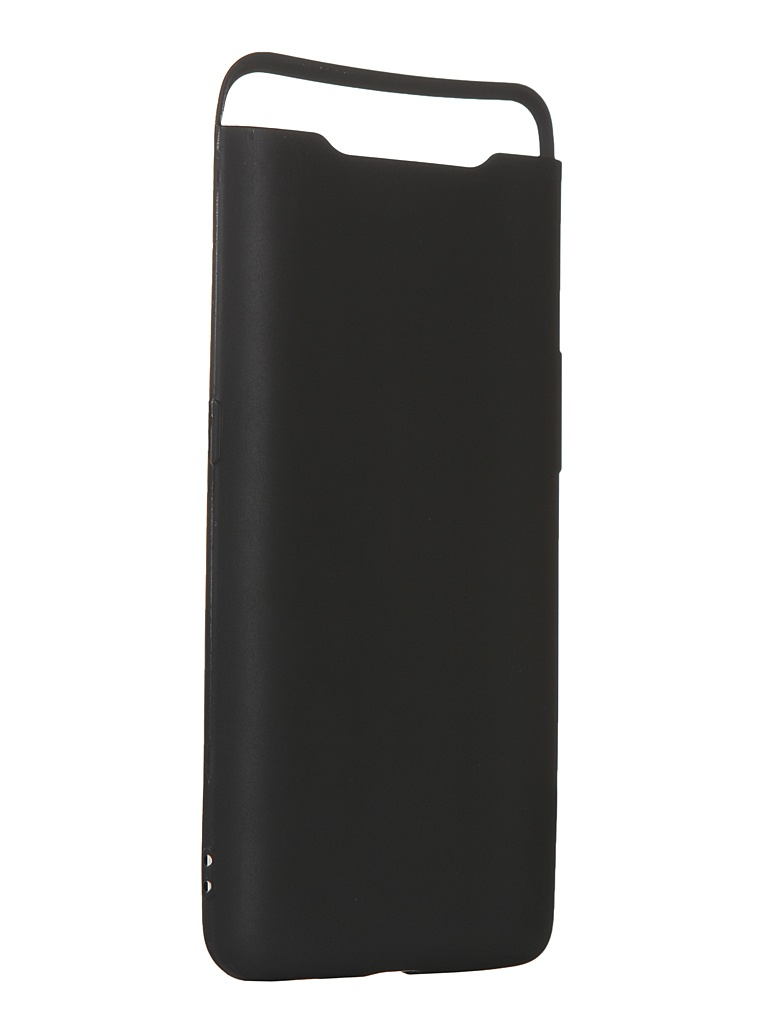 Чехол Liberty Project для Samsung Galaxy A90 TPU Silicone Black 0L-00044482
