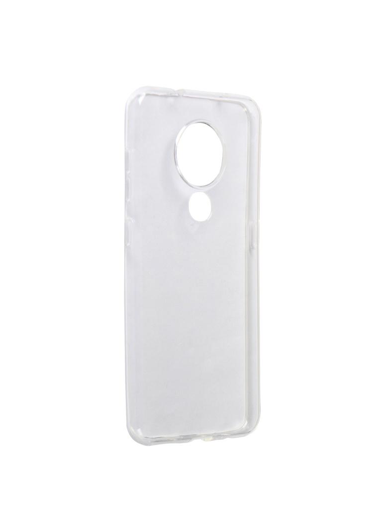 Аксессуар Чехол Liberty Project для Nokia 6.2 TPU Silicone Transparent 0L-00044520