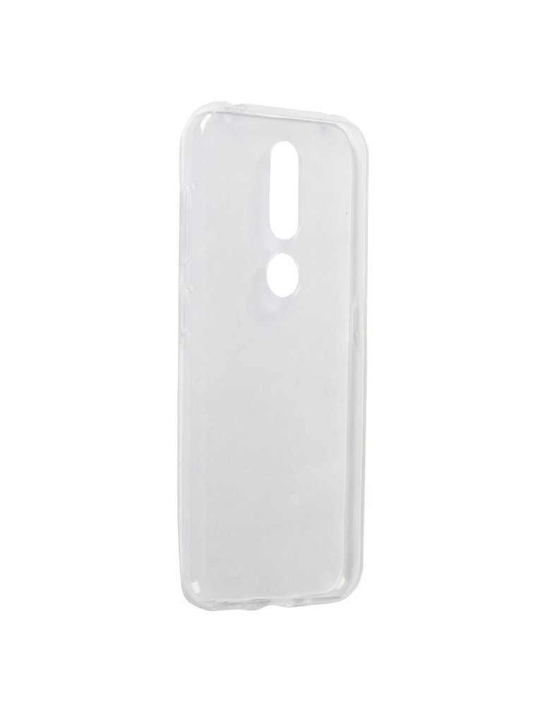Аксессуар Чехол Liberty Project для Nokia 4.2 TPU Silicone Transparent 0L-00044519