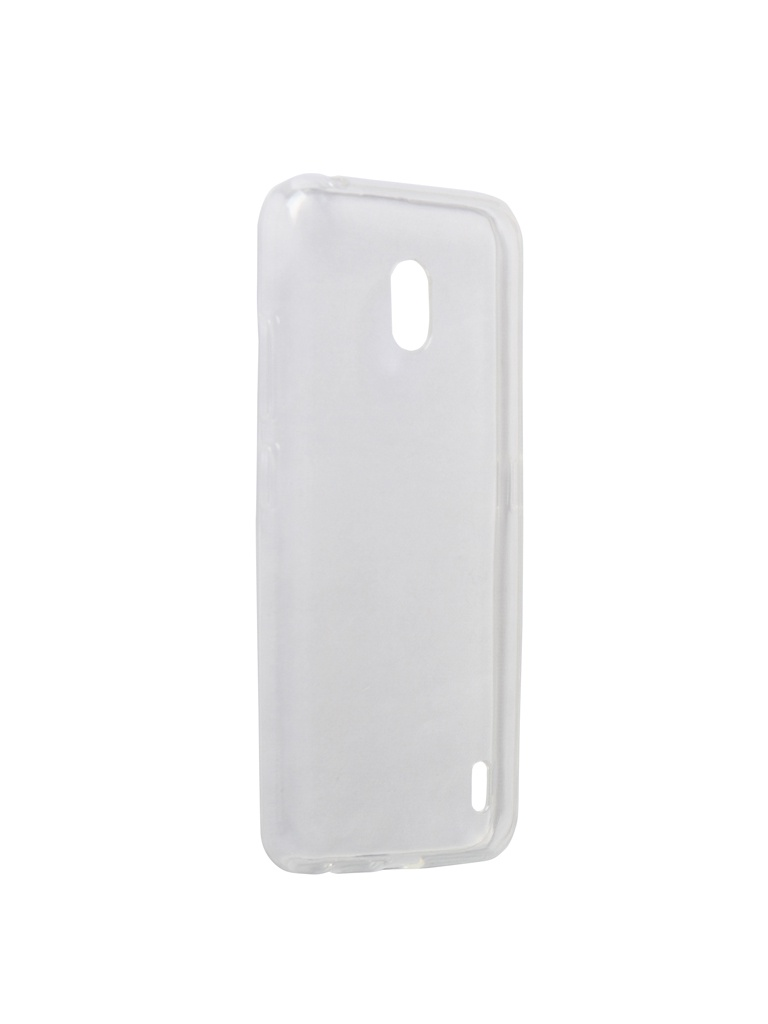 Аксессуар Чехол Liberty Project для Nokia 2.2 TPU Silicone Transparent 0L-00044518