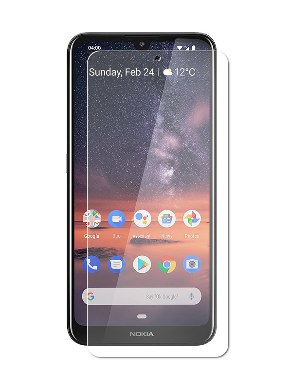 Защитное стекло Liberty Project для Nokia 4.2 Tempered Glass 0.33mm 2.5D 9H 0L-00044515