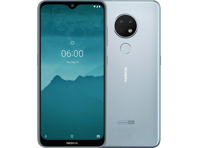 Сотовый телефон Nokia 6.2 (TA-1198) 3/32Gb Ice Выгодный набор + серт. 200Р!!!