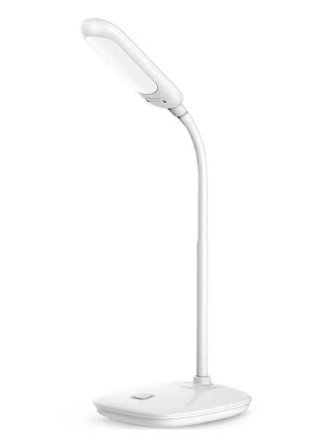 Настольная лампа UltraFlash UF-708 White цена