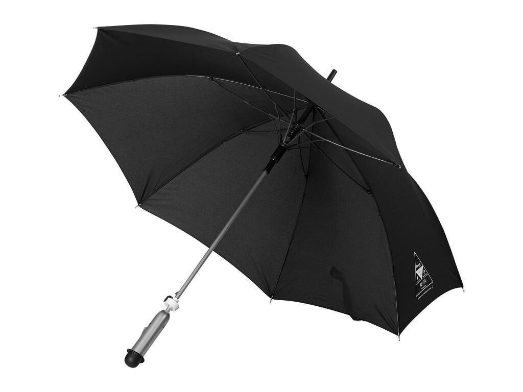 Зонт Opus One Jonas Black OP-SU101GL-BK