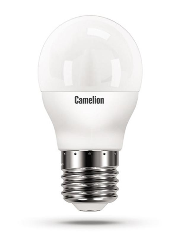 Лампочка Camelion G45 E27 10W 265V 3500-5300 840Lm LED10-G45/845/E27