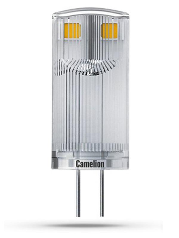 Лампочка Camelion G4 12W 3000k 240Lm LED3-G4-JC-NF/830/G4